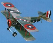 click to view Spad XIII models 