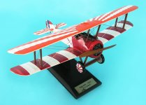 click to view Sopwith Pup/Camel models 