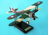 click to view Nieuport models 