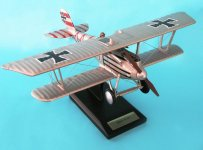 click to view Pfalz D-III Fighter models