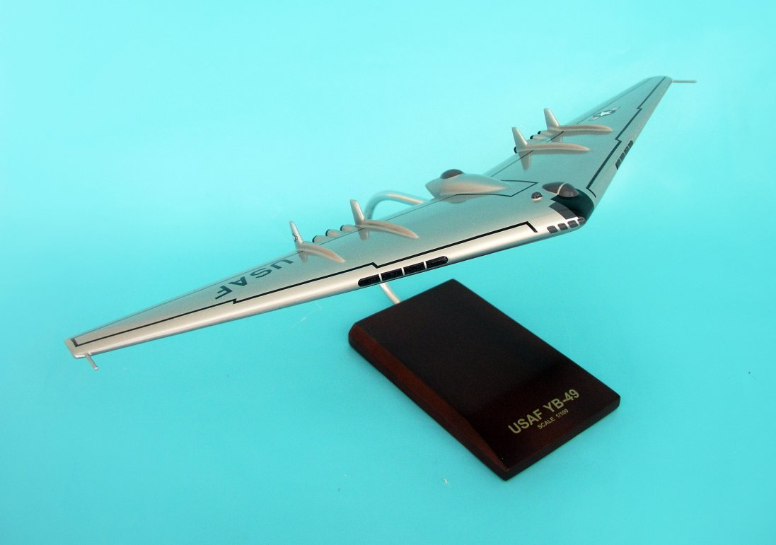 Model B0710B3W, YB-49 Flying Jet Wing