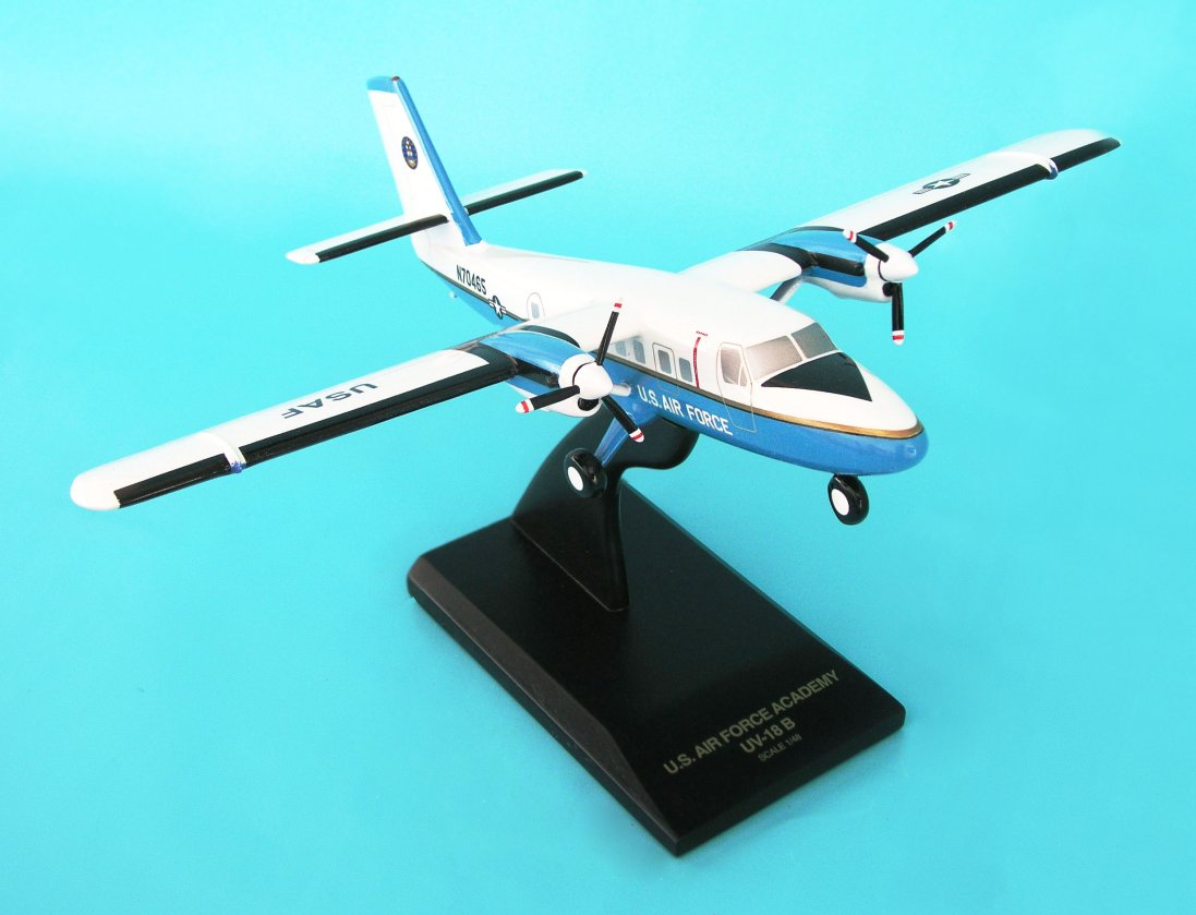 Model B7648T3W, UV-18B Twin Otter