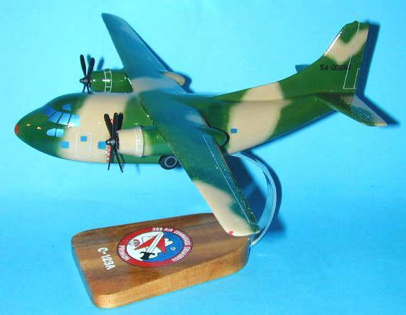 Custom made C-123J Provider