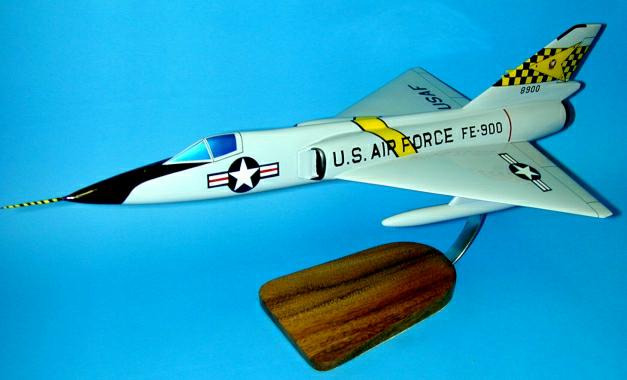 Custom made F106 Delta Dart