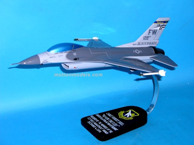 Custom made F16 Falcon