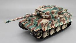 PzKpfw VI Tiger - crafted in wood
