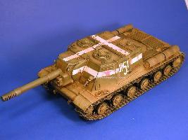ISU-152 Self-propelled assault gun
