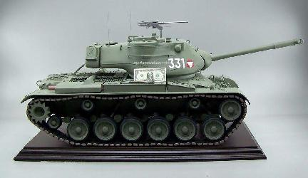 M47 - HOW ABOUT THIS BIG BABY TANK FOR YOUR DEN?
