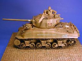 M4A1 Sherman Tank