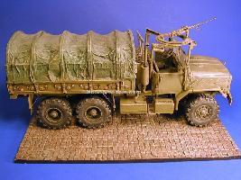 M923 5 Ton Truck