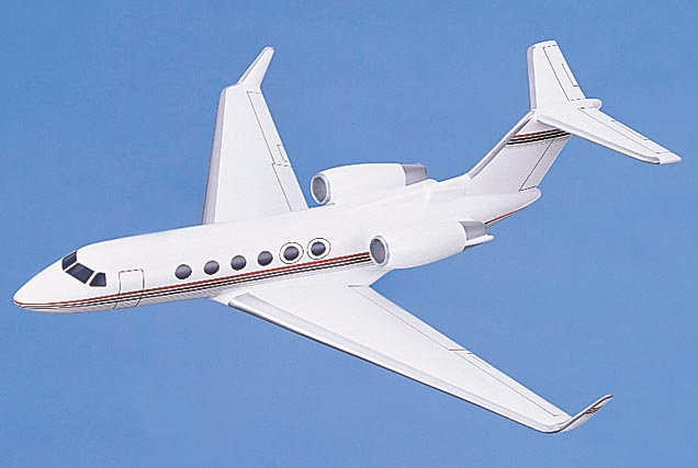 Model AM428-AR, Gulfstream III
