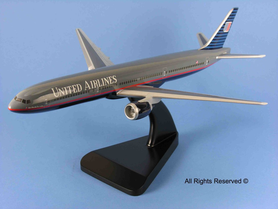 Model AM777-AR, Boeing 777