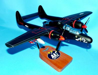 Custom made P61 Black Widow