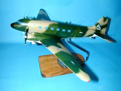 Custom made C47 Skytrain
