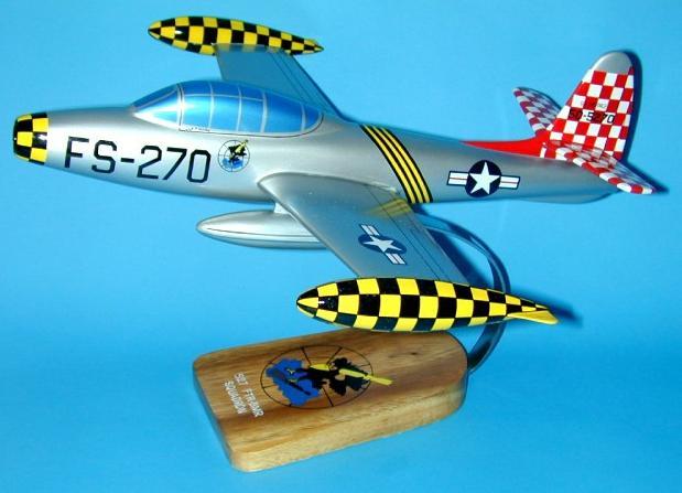 Custom made F84 Thunderjet