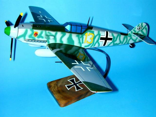 Custom made Bf109