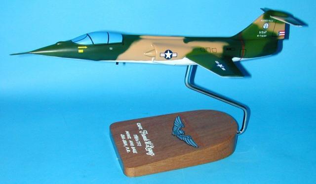 Custom made F104 Starfighter