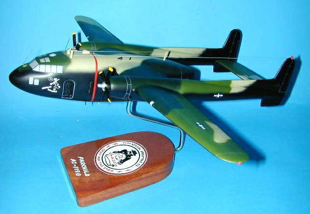 Custom made AC119 Flying Boxcar
