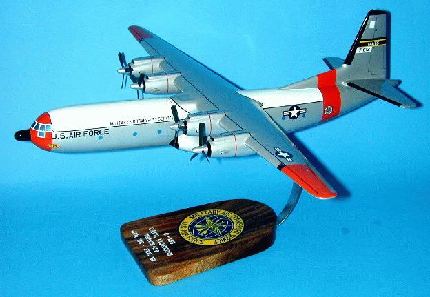 Custom made C-133 Cargomaster