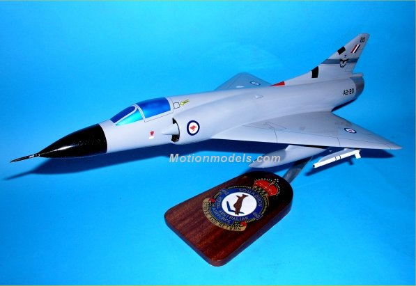 Custom made Mirage III