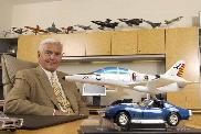 General Motors Chairman, Robert A. Lutz, Satisfied customer of L39 models