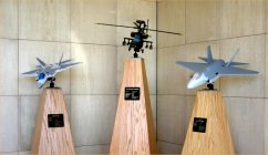 Pacific Aerospace & Electronics INC. lobby display