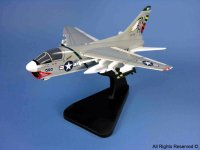 click to view A-7 Corsair II models