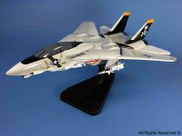 click to view F-14A Tomcat models