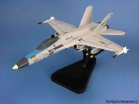 click to view F/A-18 Hornet models