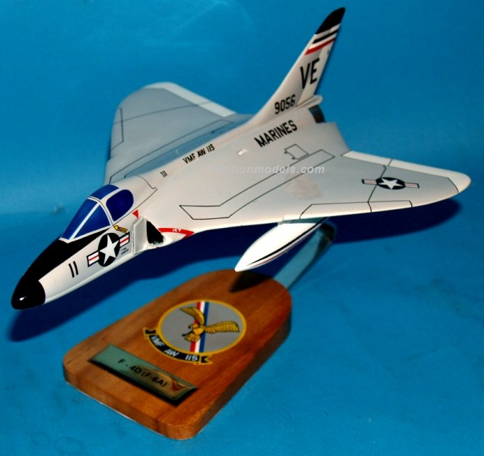 Custom made F4D Skyray