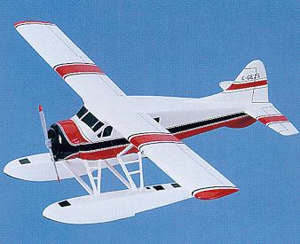click to view de Havilland DHC Beaver/Otter models