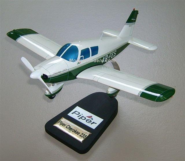 Motion Models - Piper Aviation