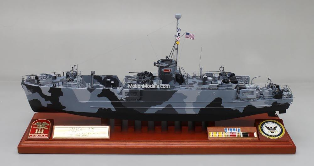 Landing Craft Infantry 816