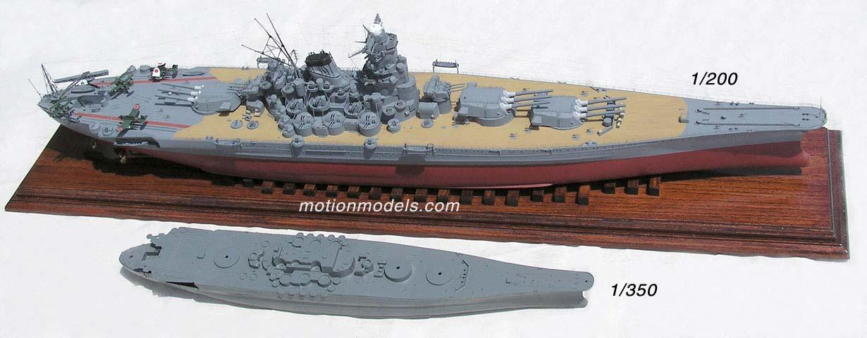 HMS Yamato  Model airplanes ships aircraft aviation  Die