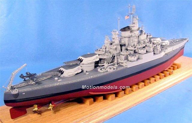 Tennessee Class Battleship