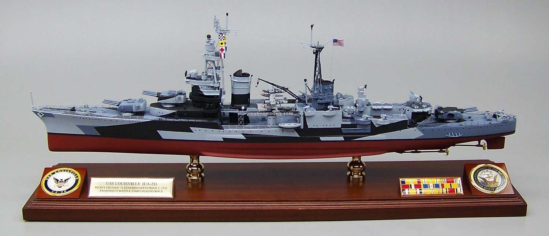 USS Louisville CA-28