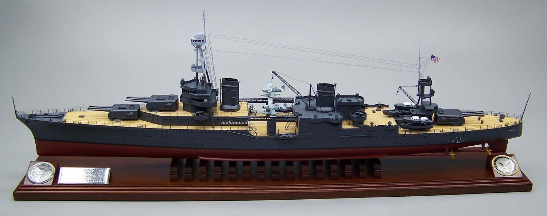 Northampton Class Cruiser