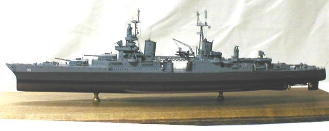 Portland Class Cruiser