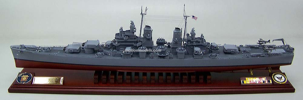 Baltimore Class Heavy Cruiser
