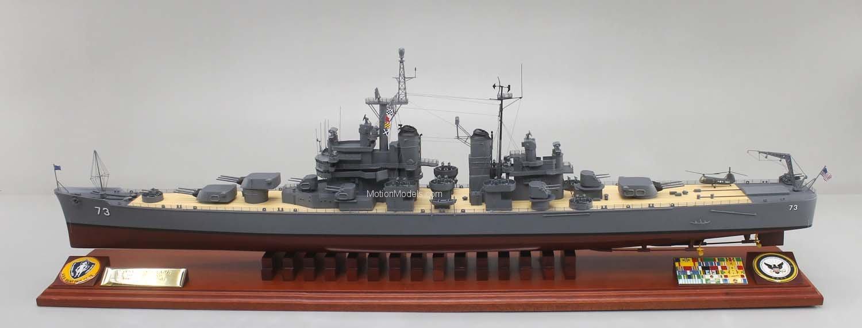 USS St. Paul CA-73