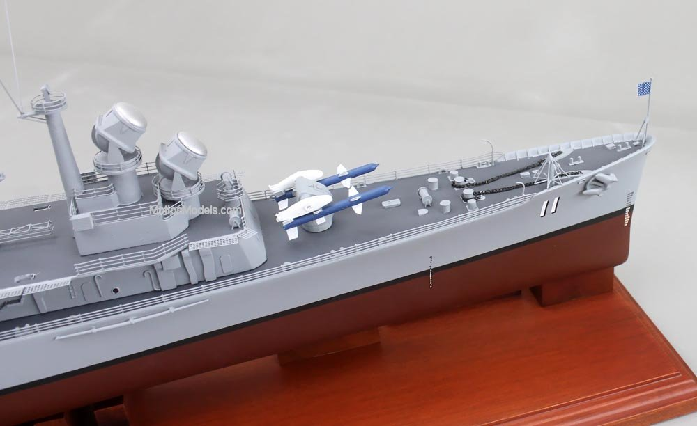 USS Chicago CG 11 Model