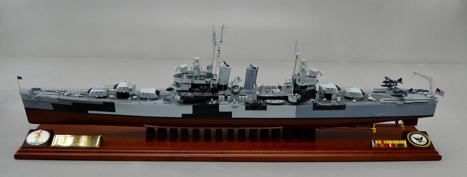 USS Honolulu, CL-43