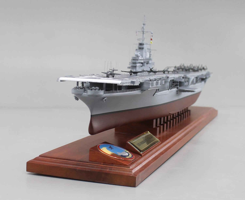 Motion Models - USS Oriskany, CVA-34