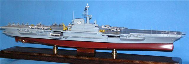 Uss Fdr Model Motion Models Uss Franklin