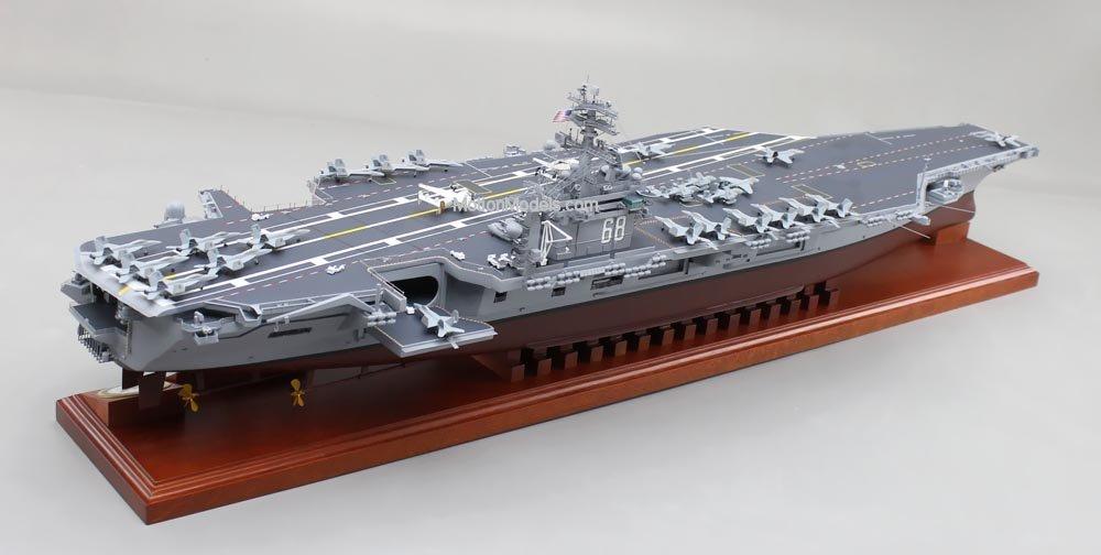 Uss Nimitz Model Motion Models Uss Nimitz