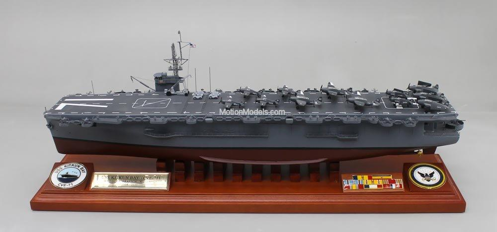 Click to view USS Kitkun Bay (CVE-71)