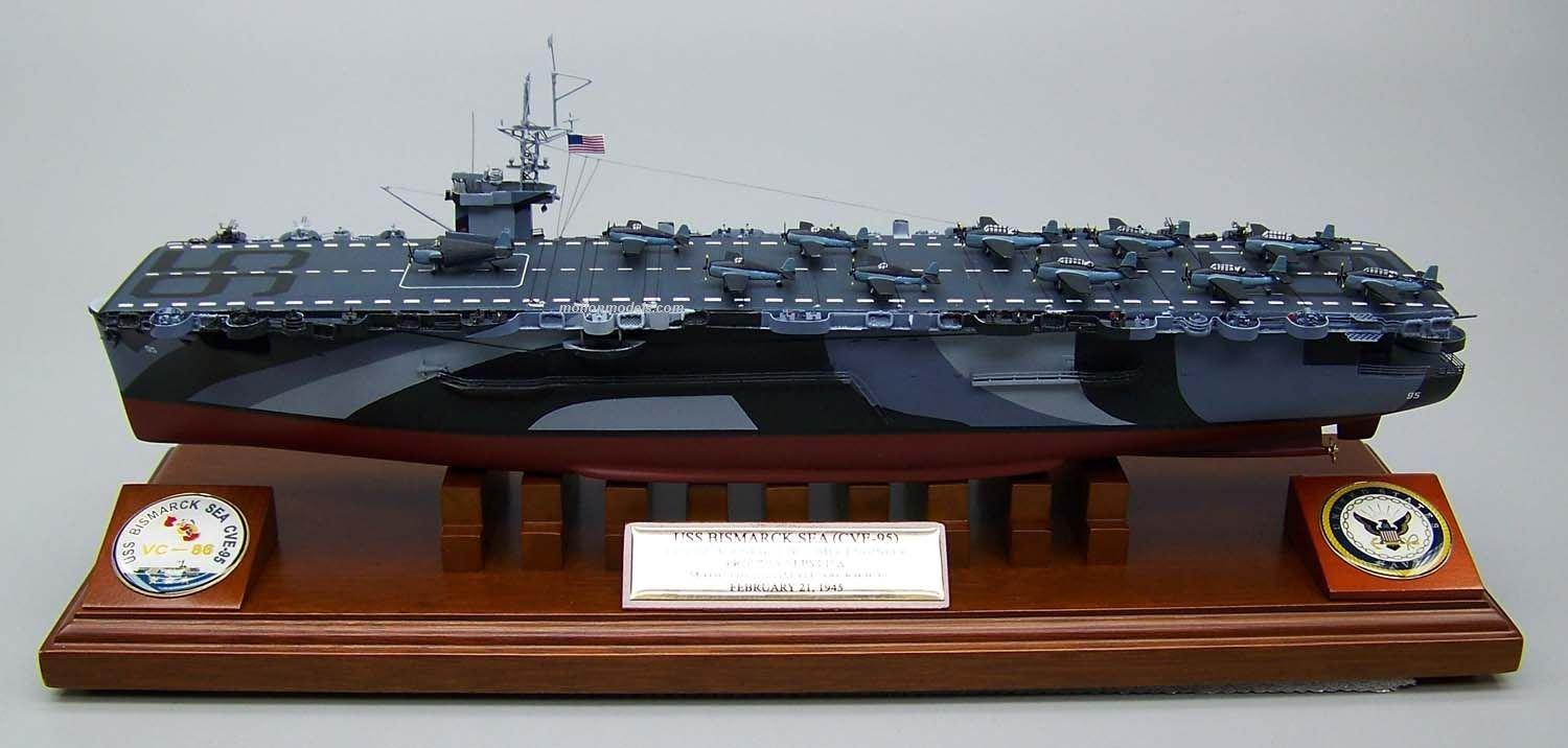 Click to view USS Bismark Sea (CVE-95)