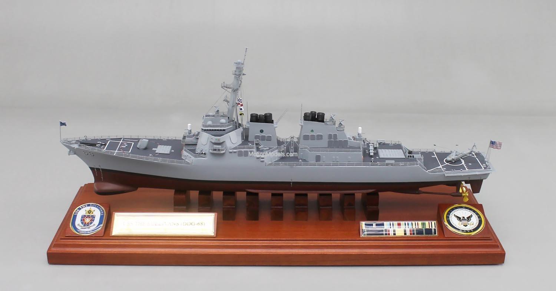 Destroyer Models by Motion Models, Custom Made USS, DD