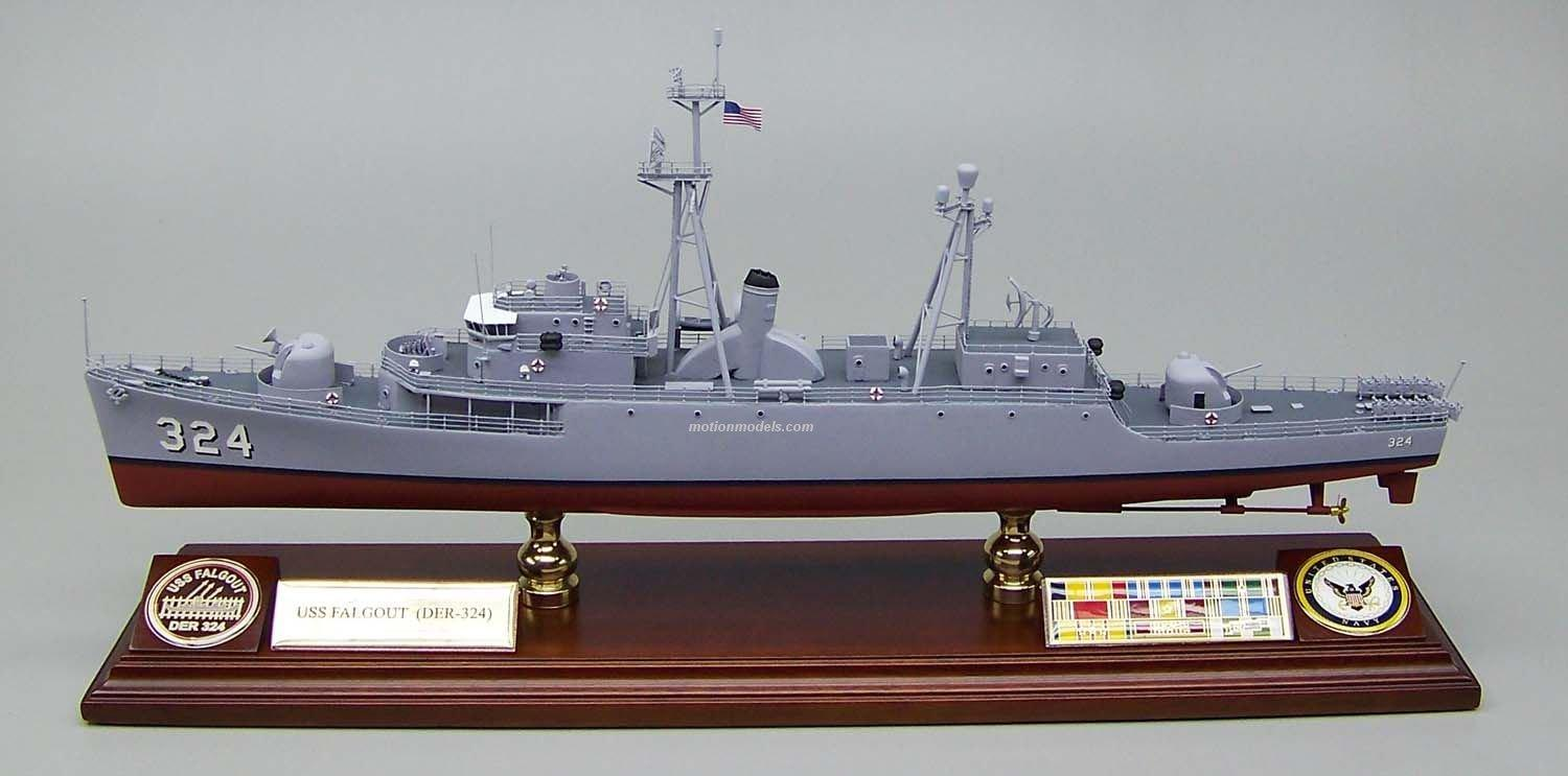 USS Falgout (DER-324)