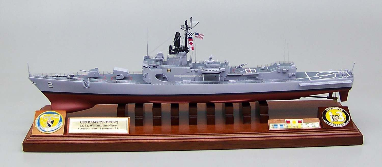 USS Ramsey (DEG-2)
